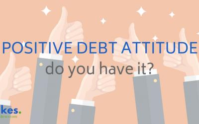 POSITIVE DEBT ATTITUDE